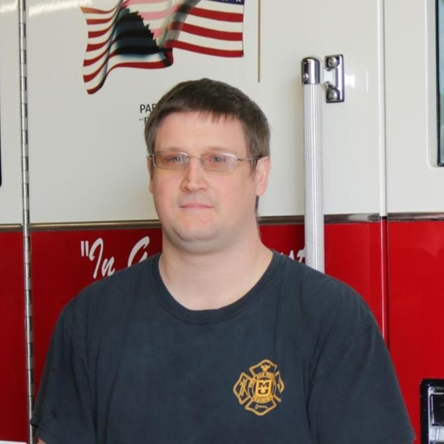 Brad Weiss, Fire Chief